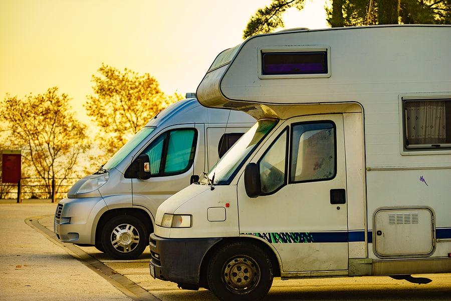 Free RV Parking in Las Vegas