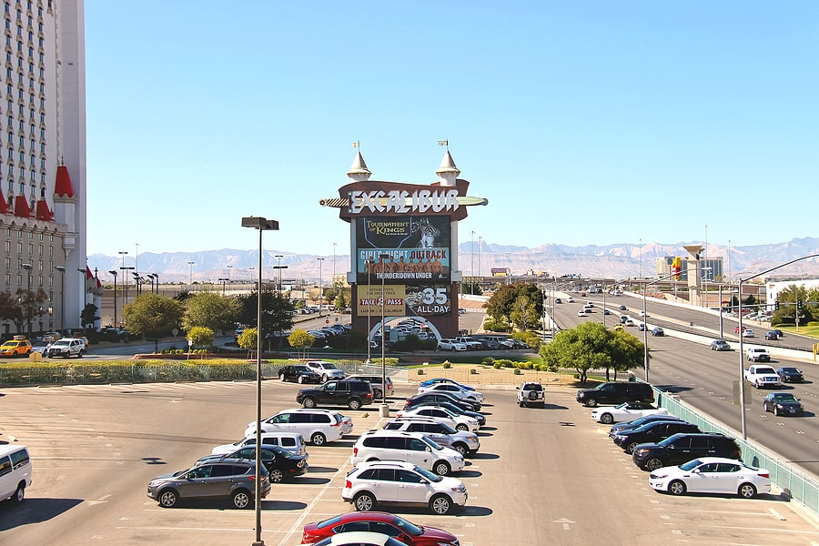 Free Parking Las Vegas