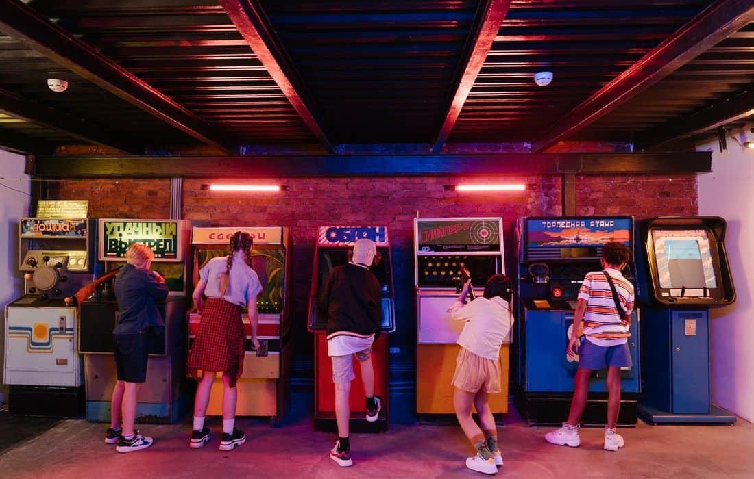 Adult Arcade Las Vegas - Biggest Arcade in Vegas