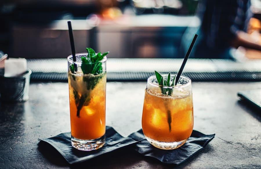 Promenade Food Court Drinks