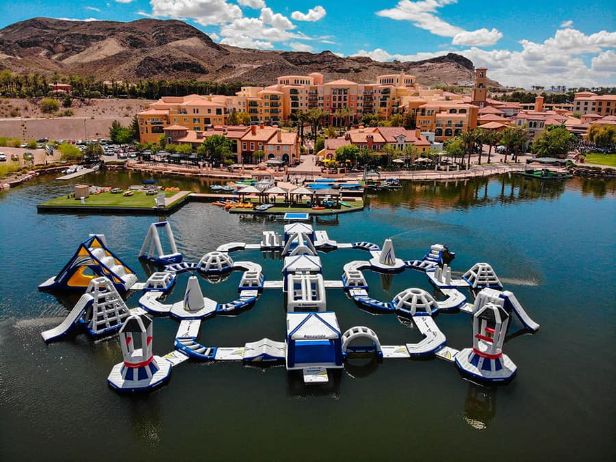 Aqua Park at Lake Las Vegas