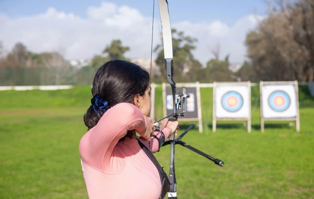 Archery Ranges in Las Vegas