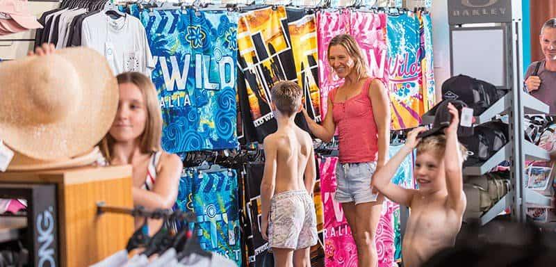 Baja Surf & Supplies Retail Shop at Baja Surf & Supplies Retail Shop