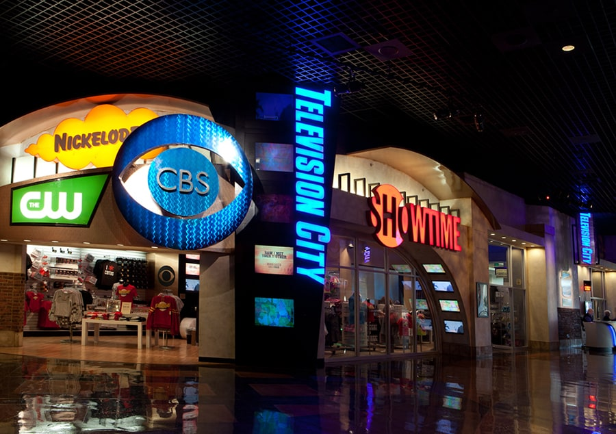CBS Television Research Center