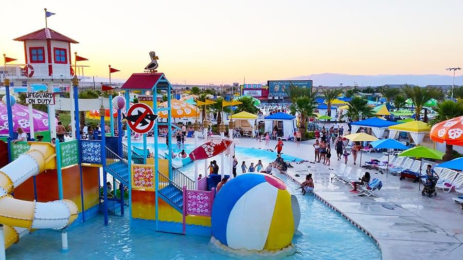 Cowabunga Bay Las Vegas Water Park