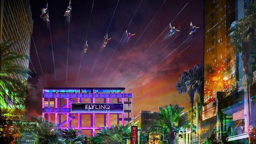 FLY Linq Las Vegas Price