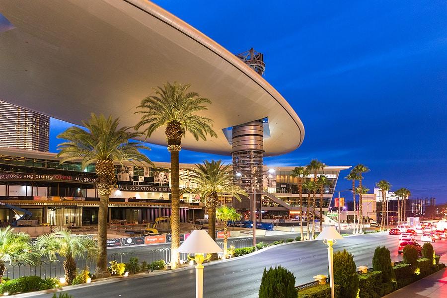 Fashion Mall in Las Vegas