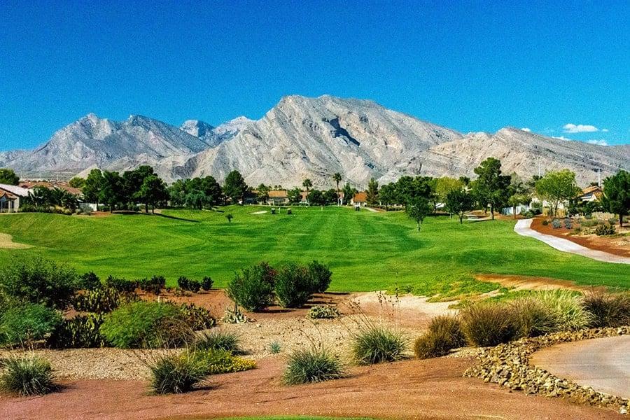 Golf Summerlin Best Overall Las Vegas Golf Course