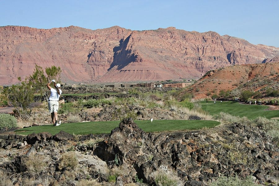 Golf in Las Vegas