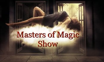 Masters of Magic Show Up to 25% Off