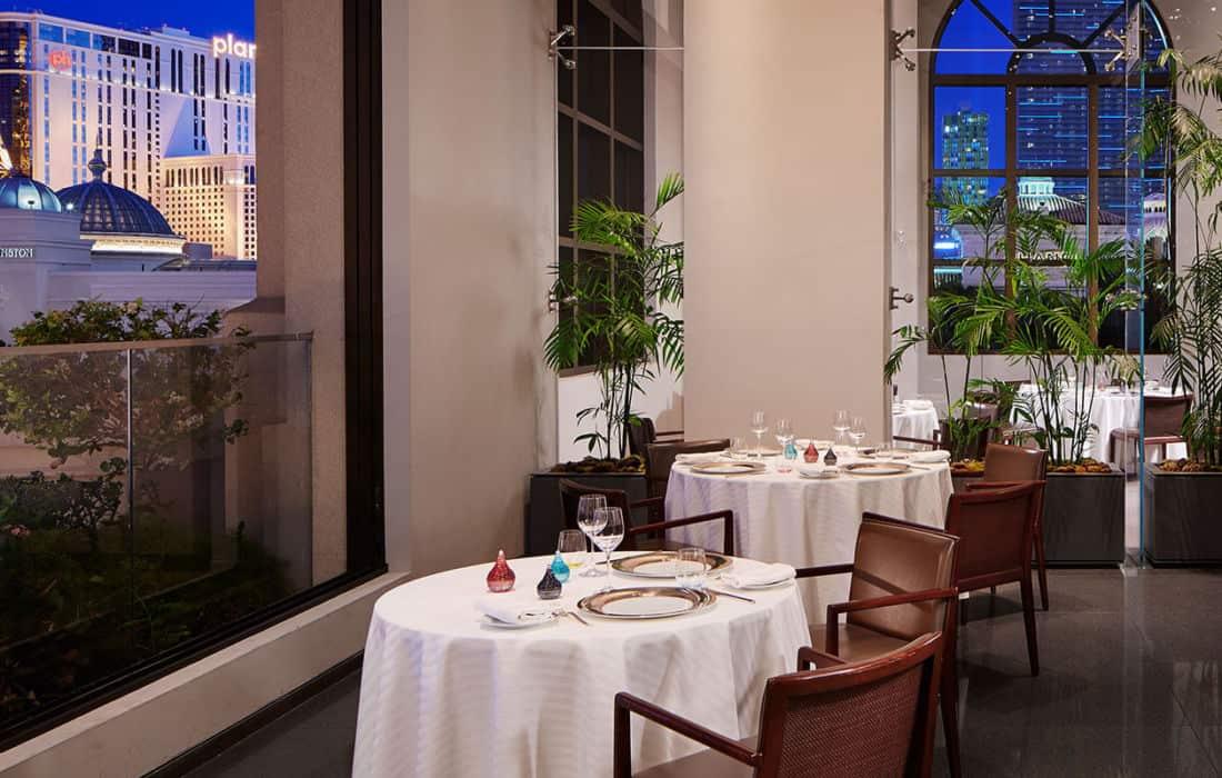 Restaurants in Caesars Palace Las Vegas
