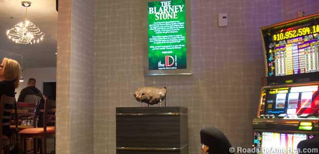 Rub the Blarney Stone in Las Vegas