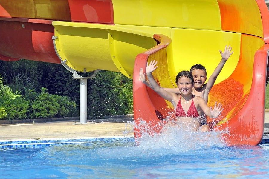 Splash Away the Day in Las Vegas