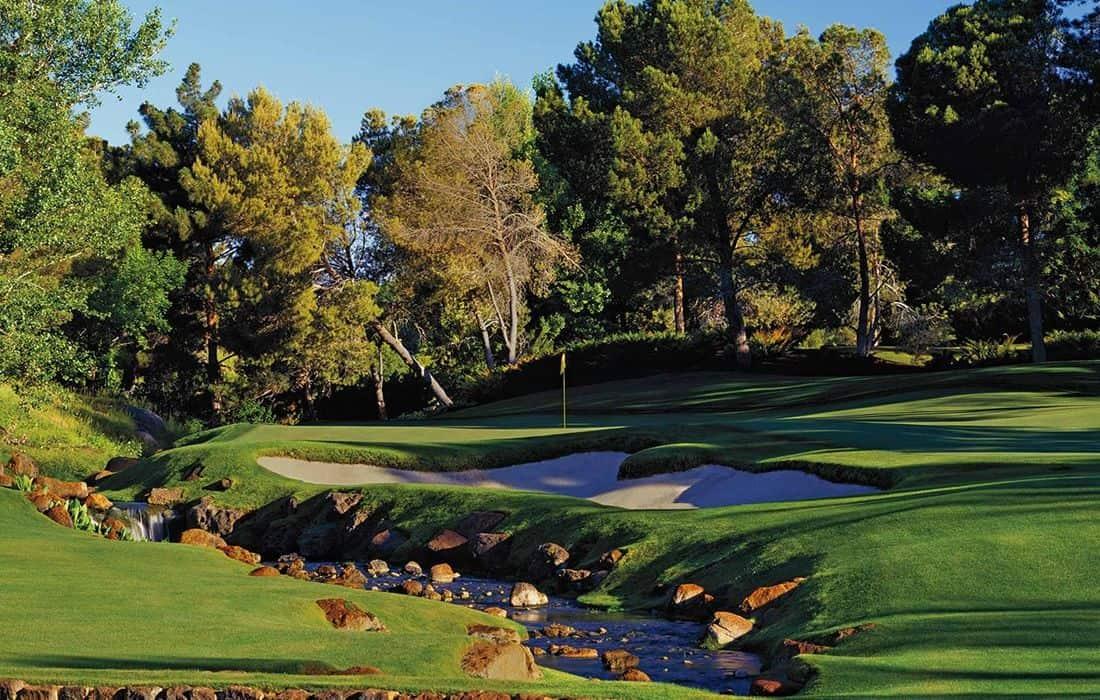 The Best Las Vegas Golf Courses