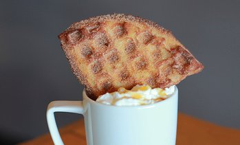 Tiabi Coffee and Waffle Up to 37% Off
