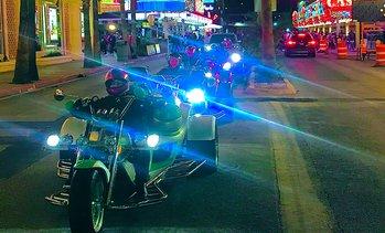 Vegas Night Strip Trike Tour Up To 8% Off
