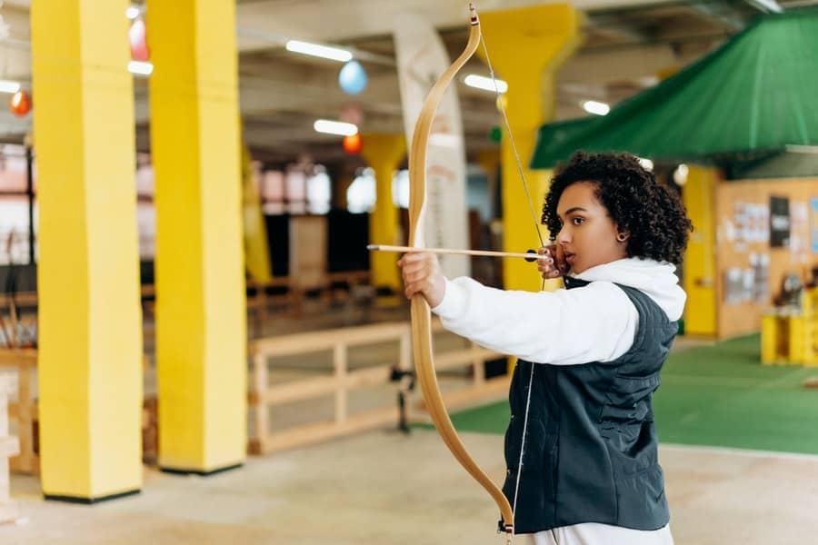 Visit an Archery Range in Las Vegas
