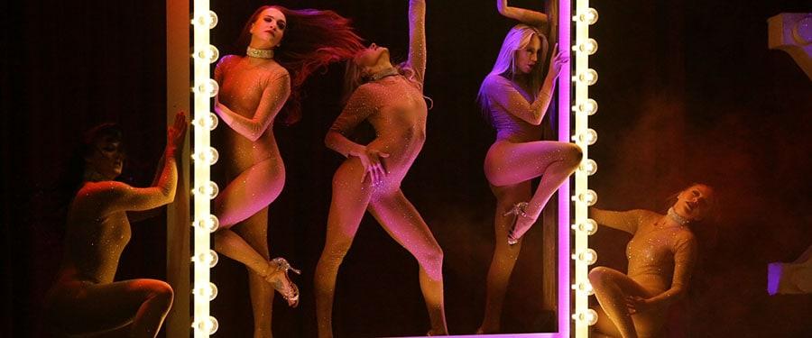 X Burlesque at the Flamingo