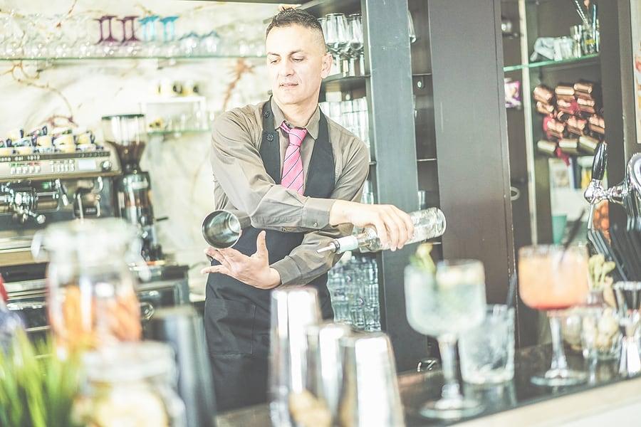 Flair Bartender Shows
