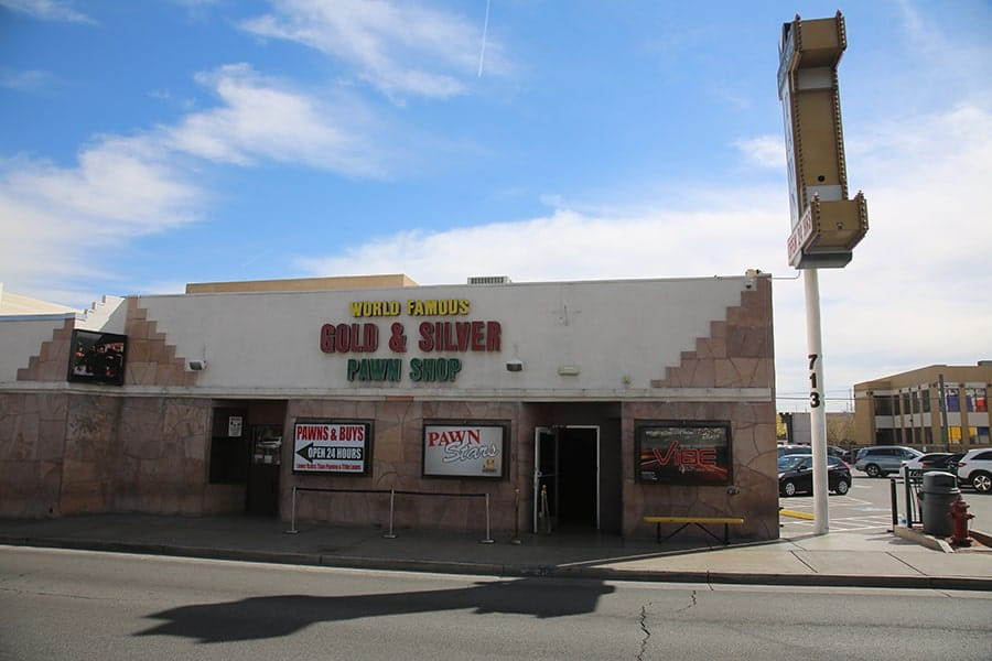 Gold and Silver Pawn Shop Self-Guided Tour