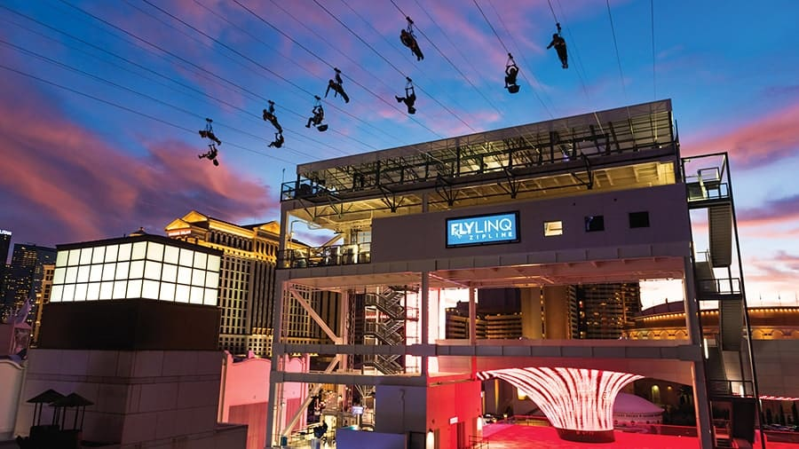 fly linq ride