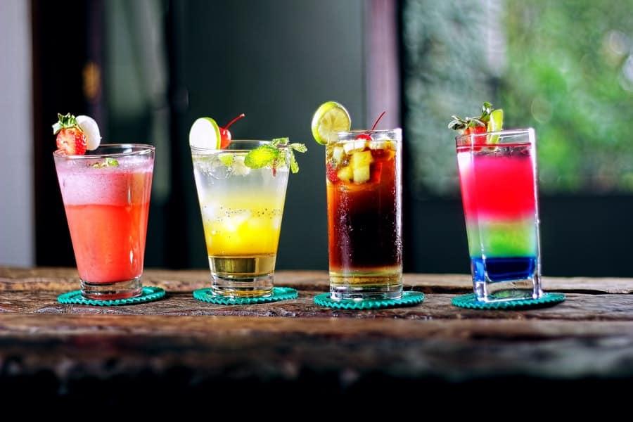 Grab a Drink at a Rooftop Bar