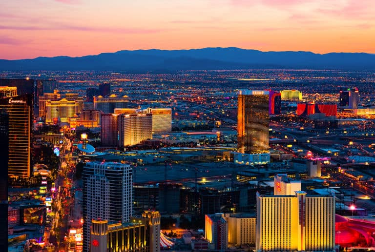 Best Time to Visit Las Vegas