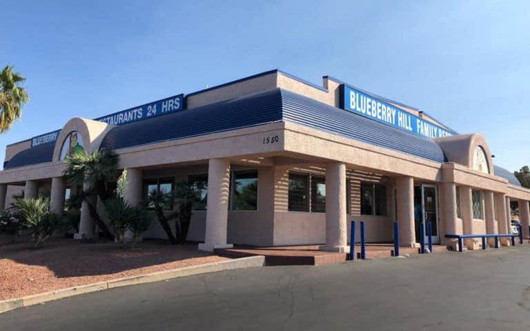 Blueberry Hill Family Restaurant in Las Vegas