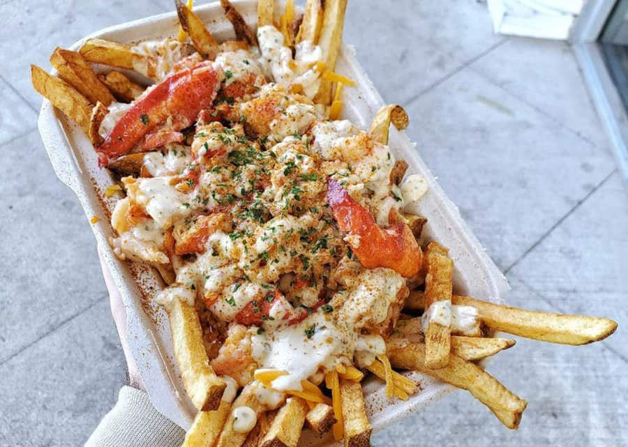 Build Your Own French Fries