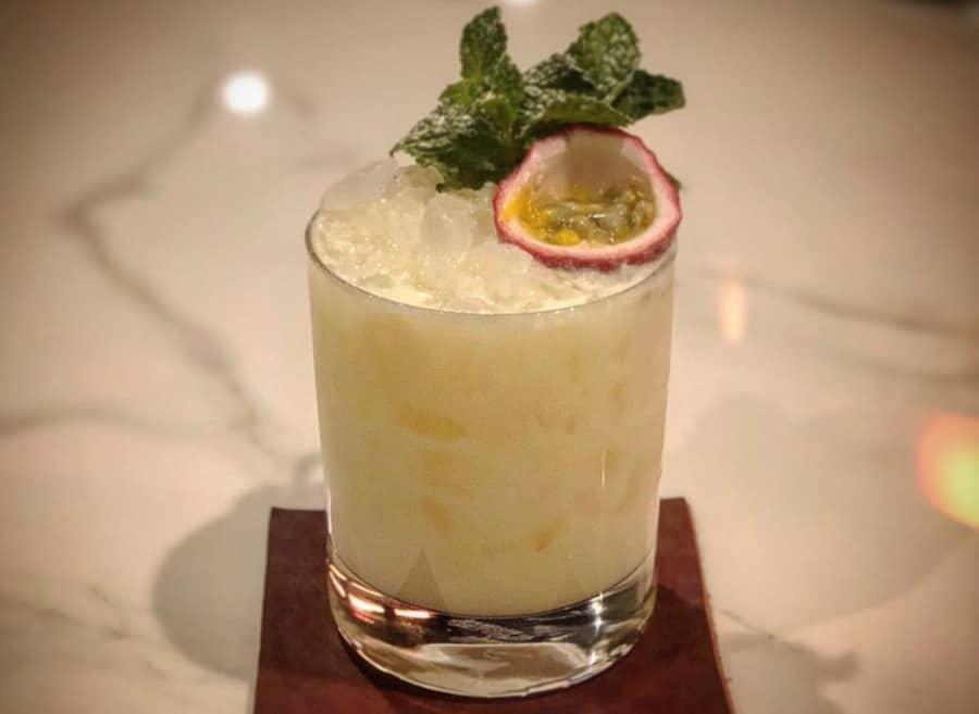 Cocktails and AppetizersCleaver Las Vegas
