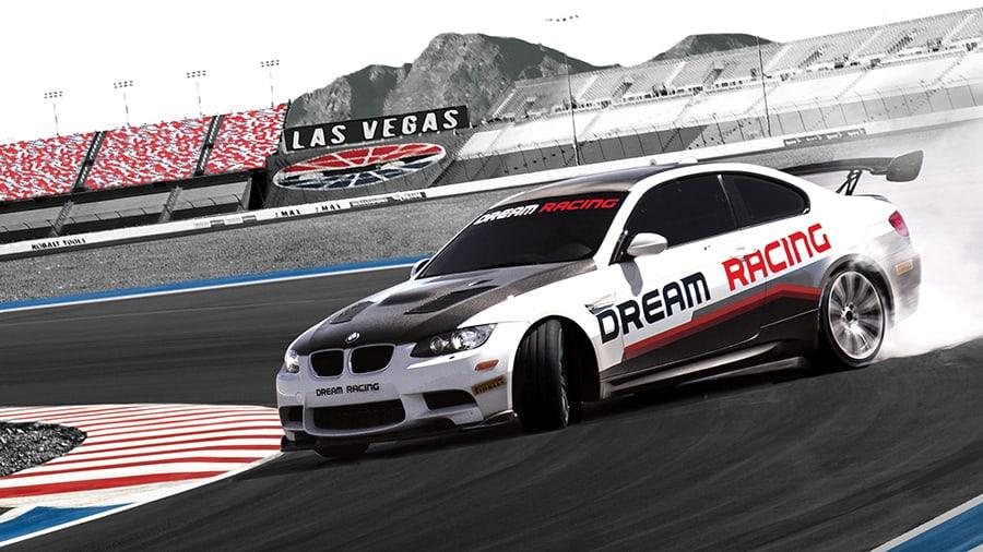Dream Racing Drift Car