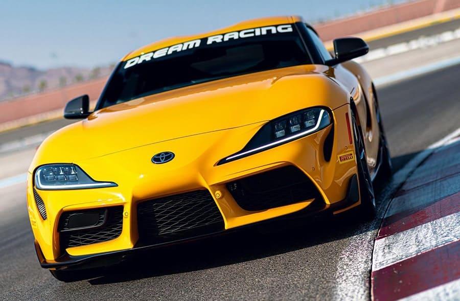 Dream Racing in Las Vegas