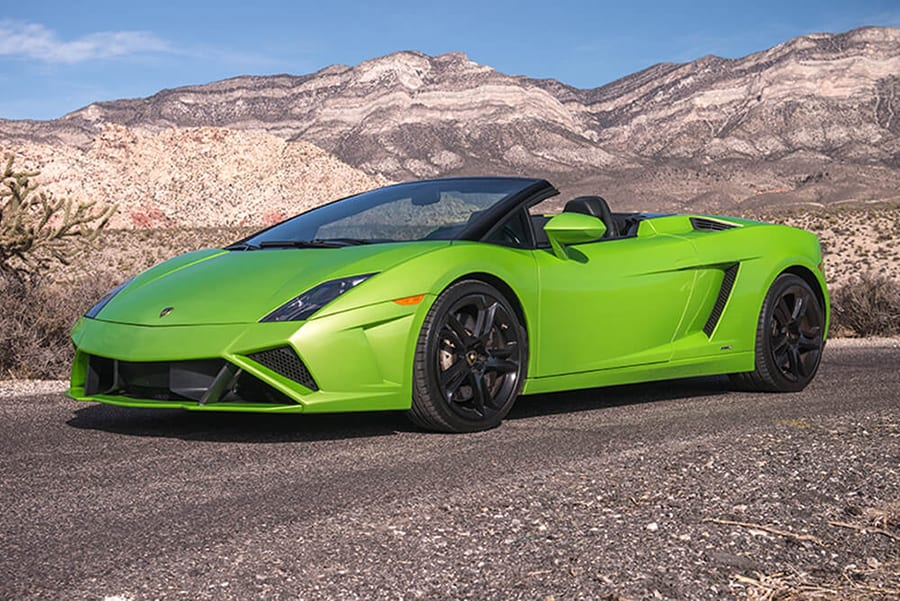 Exotic Car Rental Las Vegas