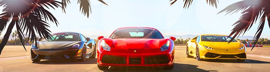 Exotics Racing in Las Vegas