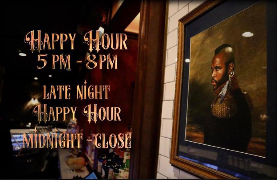 Happy Hour at Cleaver Las Vegas