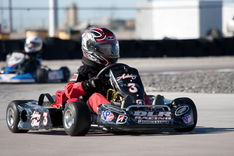 Have Fun and Race Go Karts in Las Vegas