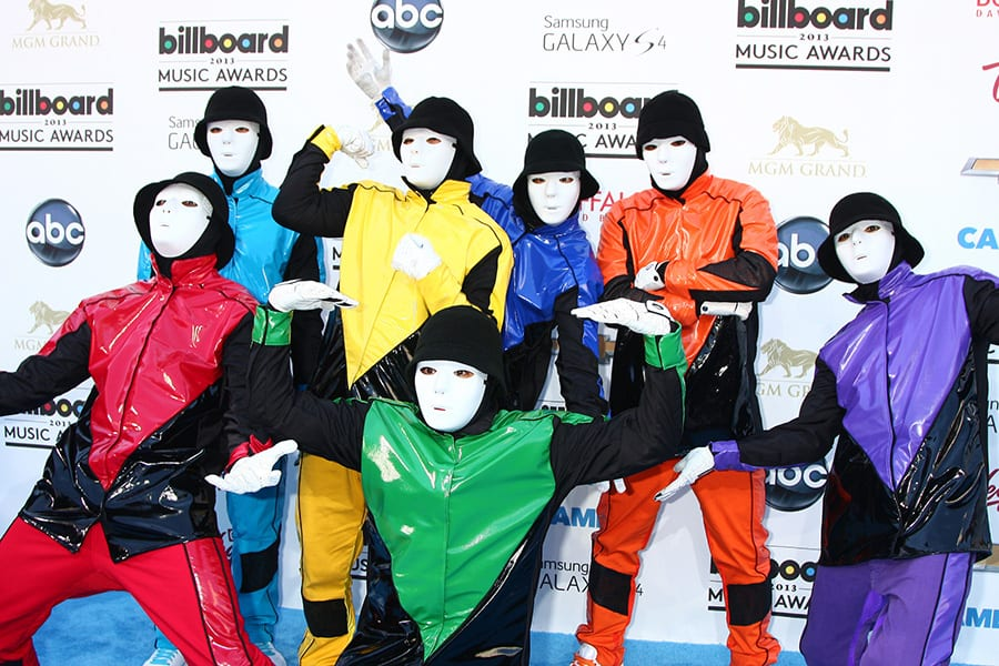 Jabbawockeez Members