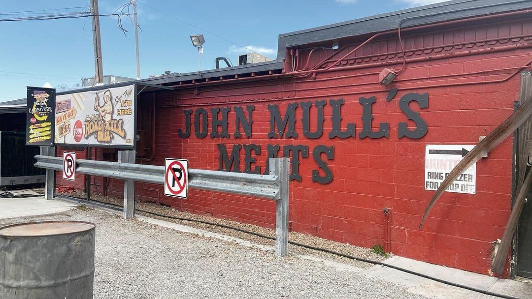 John Mull's Meat & Road Kill Grill