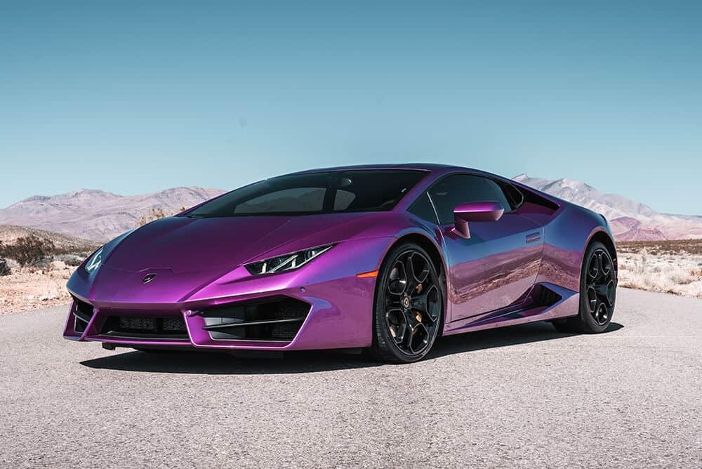 Lamborghini Rental in Las Vegas