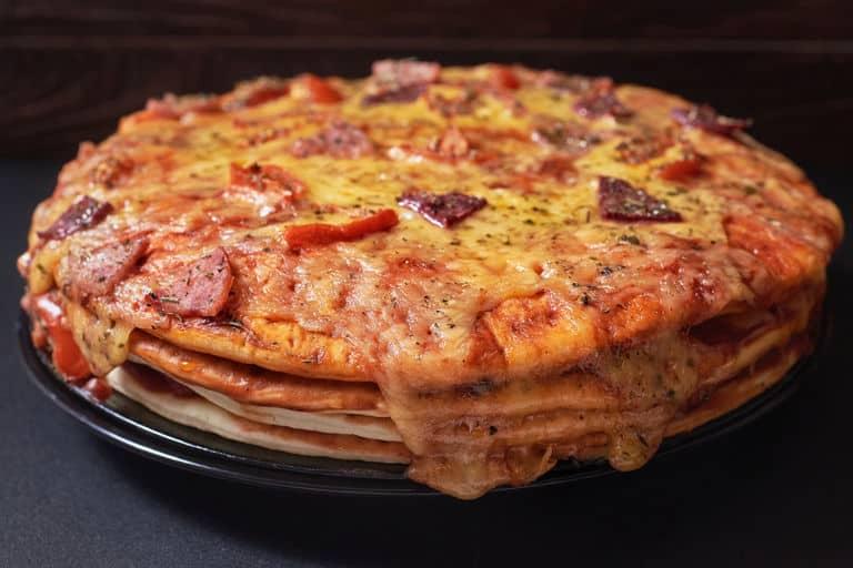 Pizza Cake Las Vegas