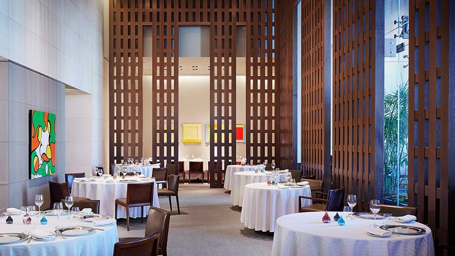 Restaurant Guy Savoy at Caesars Palace Las Vegas