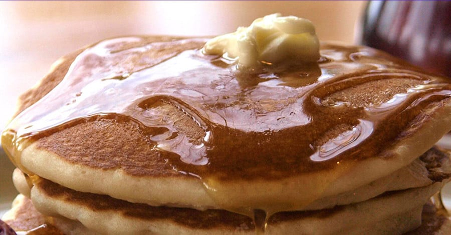 Blueberry Hill Pan Cakes