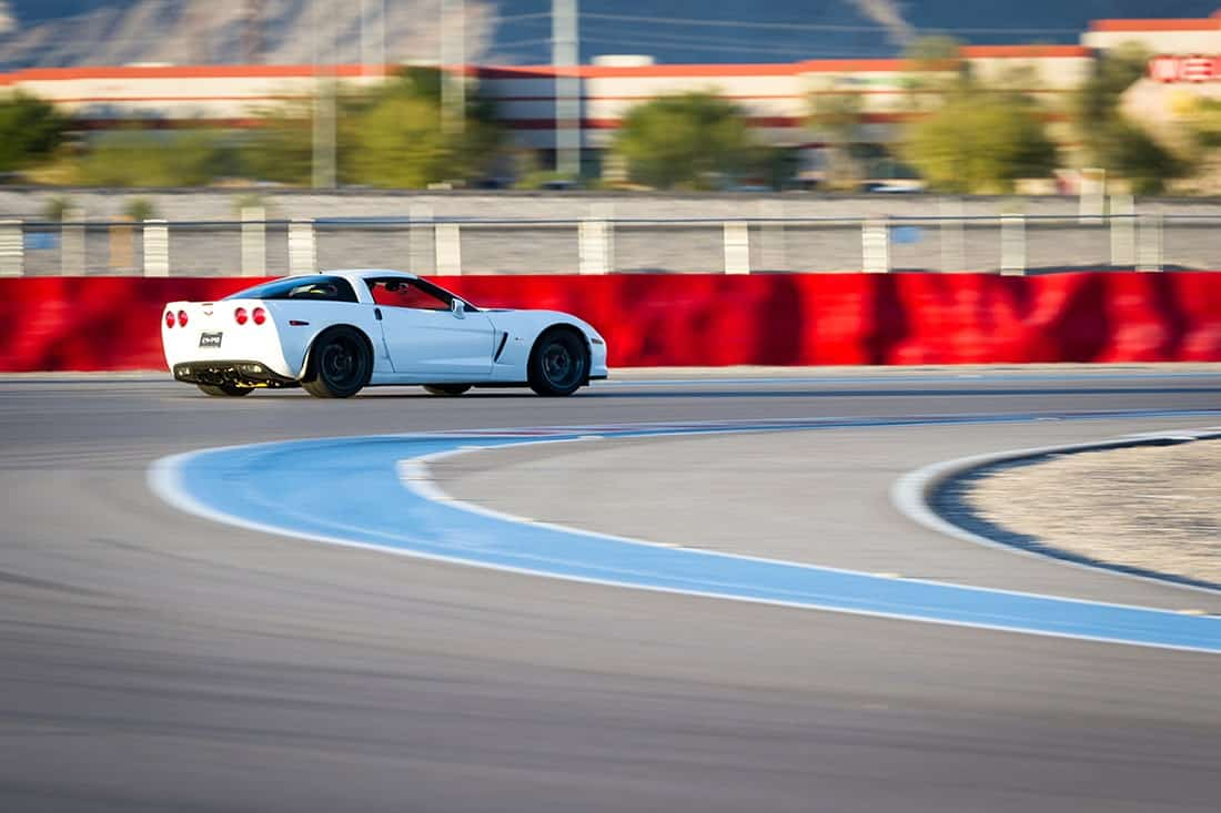 exotic car racing las vegas
