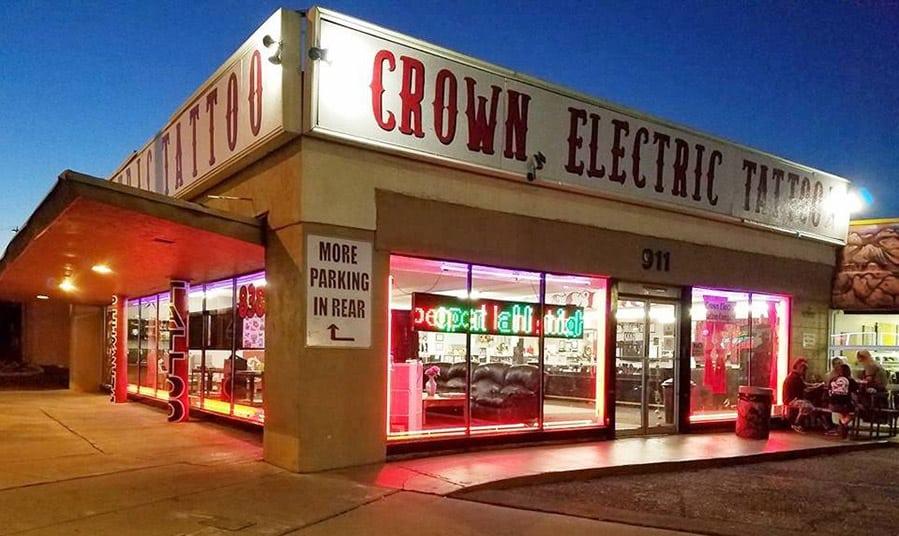 Crown Electric Tattoo Company