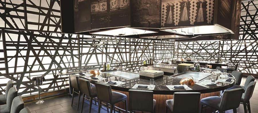 Eat at Morimoto in Las Vegas