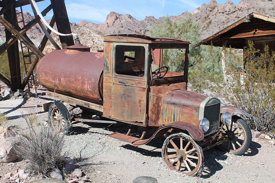 Ghost Towns and the History of the Silver State a Short Drive from Las Vegas