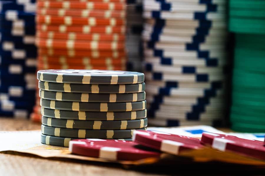Poker casino in Las Vegas