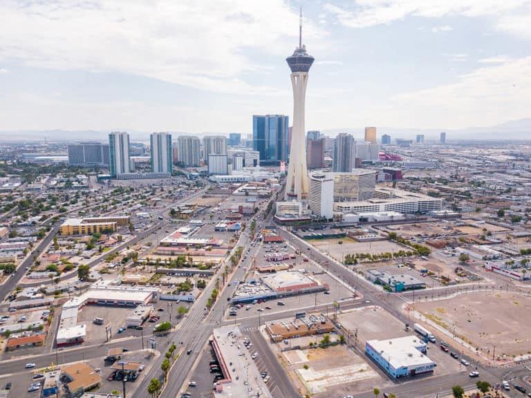 Tallest Building in Las Vegas